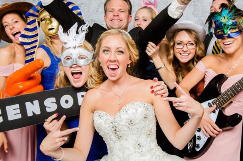 Fotókabin esküvőre