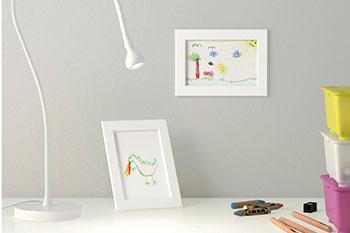 Ikea képkeret