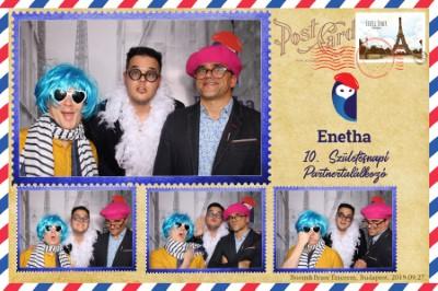 #102 - Enetha 10. születésnapi partnertalálkozó