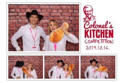#110 - KFC - Colonel's Kitchen Competition