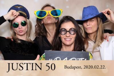 #148 - Justin 50