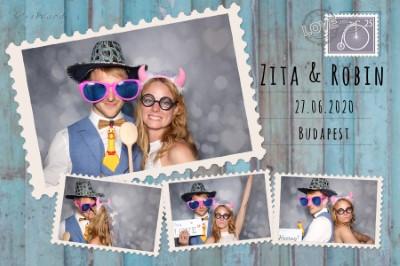 #156 - Zita & Robin