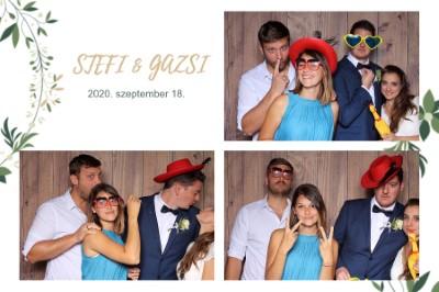 #181 - Stefi és Gazsi