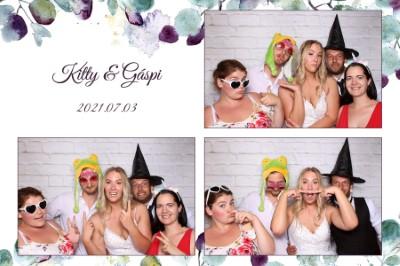 #207 - Kitty & Gáspi